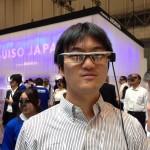 メガネのようなウェアラブルデバイス、MOVERIOを装着した感想