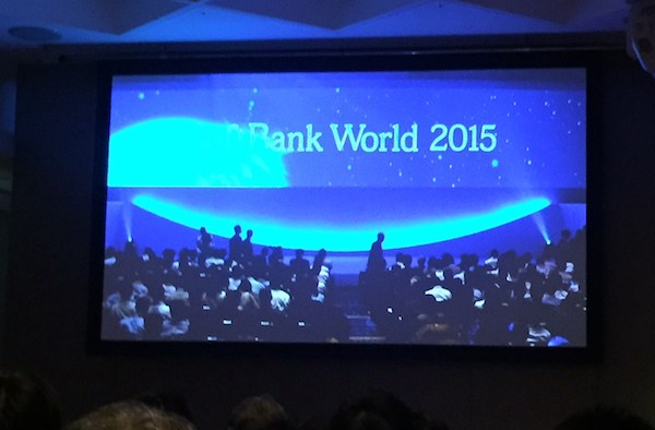 SoftBank World2015