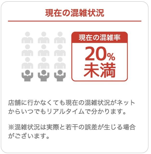 渋谷コインスペースの混雑具合は公式サイトを見ると分かる