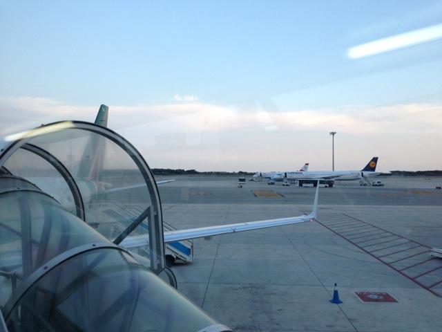 ミラノに向かう飛行機の中でマーケティングについて知る
