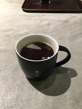 スタバリザーブの希少豆コーヒーにもドリンクチケットは使える
