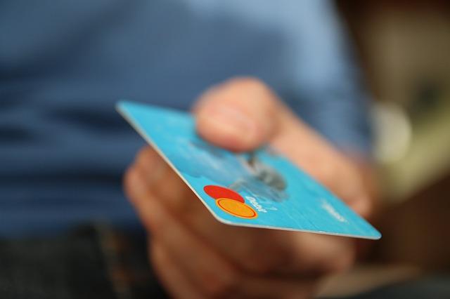 クレジットカードのセールス