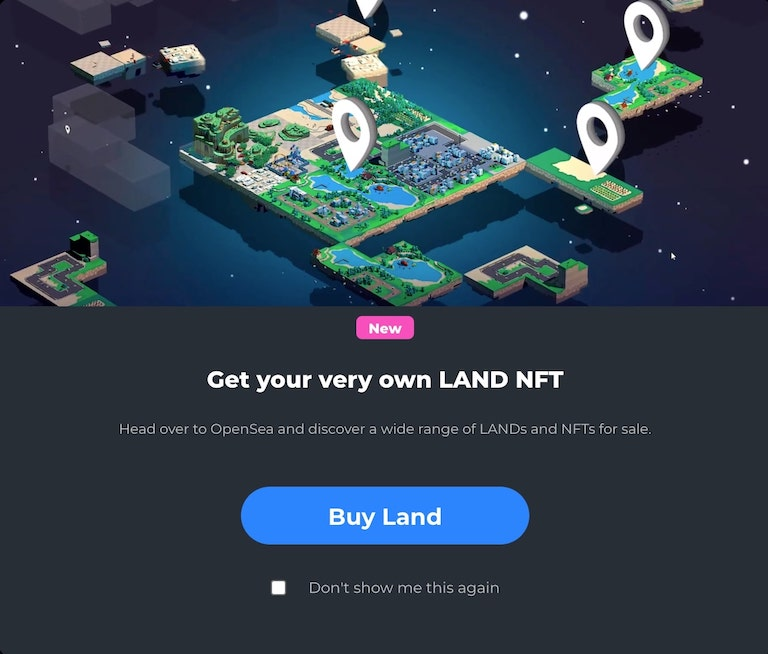 The SandboxのLNADイメージ